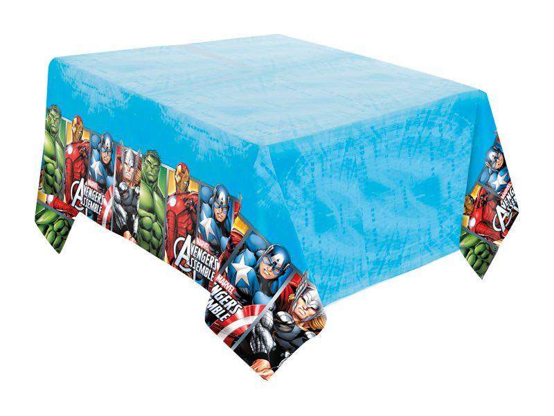 Toalha de Mesa - Os Vingadores Animated