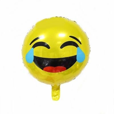 Balão Metalizado - Emoji I - 20 polegadas