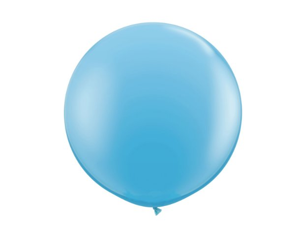 Big Balão Azul Claro n°250- ArtLatex