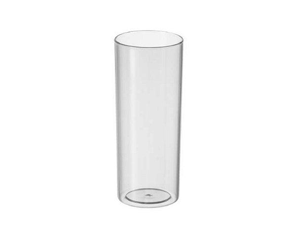 Copo Acrílico Long Drink - 300ml - - Incolor