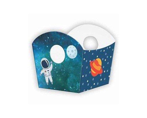 Caixa Cestinha - Astronauta
