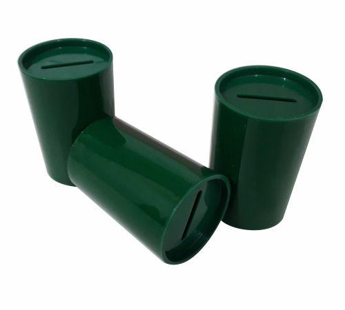 Mini Cofrinho Verde - 10 Unidades