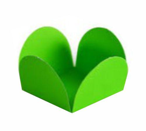 Porta Forminha - Verde Neon c/50 unidades