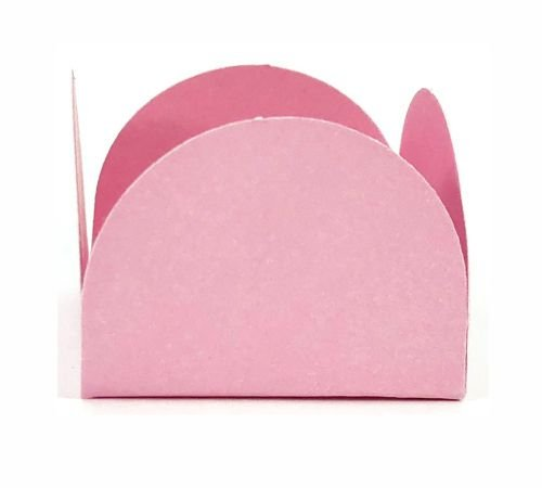 Porta Forminha - Rosa c/50 unidades