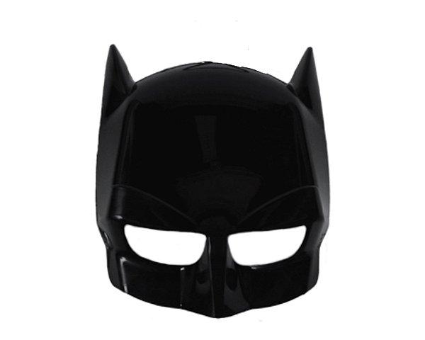 Máscara Plástico - Batman