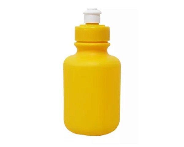 Squeeze Garrafinha Leitosa Amarela- 300 ml
