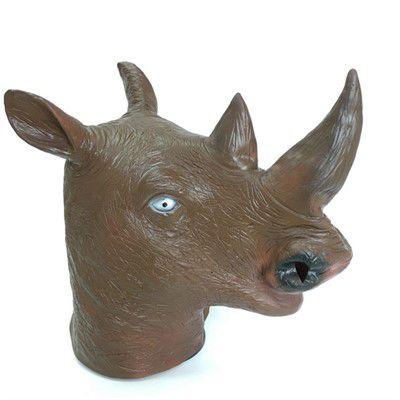 Mascara Borracha de Rinoceronte latex