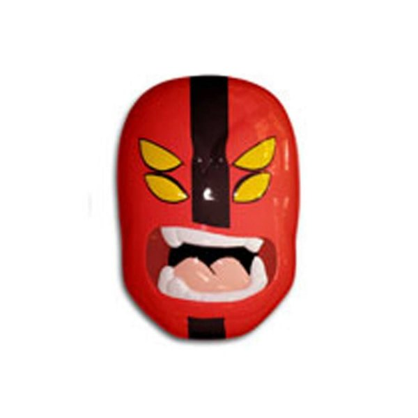 Máscara Plástica Rosto Inteira - Quatro Braço - Ben 10