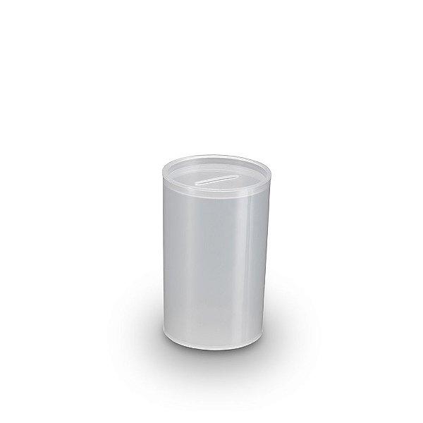Mini Cofrinho - Transparente - 10 unidades