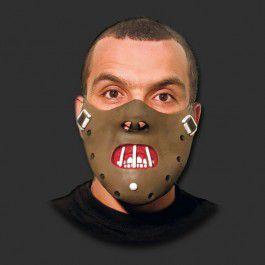 Máscara Látex Halloween - Canibal