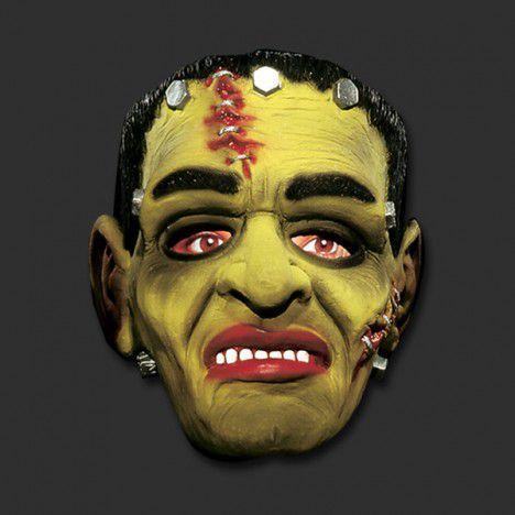 Máscara Latex Halloween - Frankstein