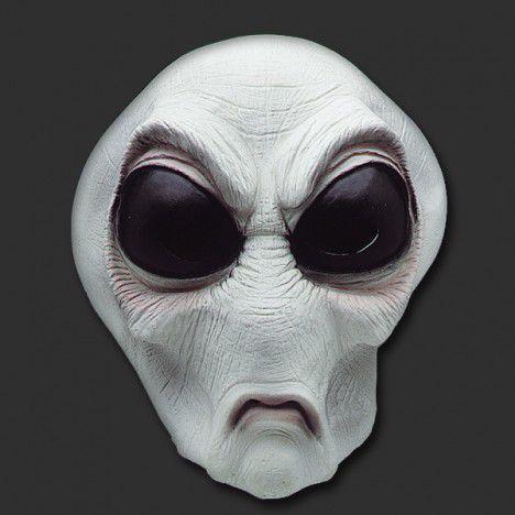 Máscara Latex Carnaval - E.T