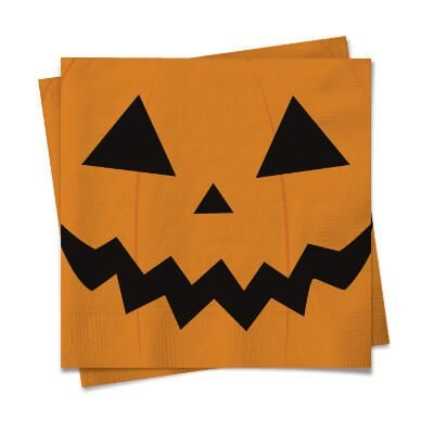 Guardanapo de Halloween - 20 und