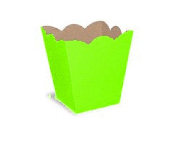 Cachepot - Live Colors Verde Limão - 16 Unidades