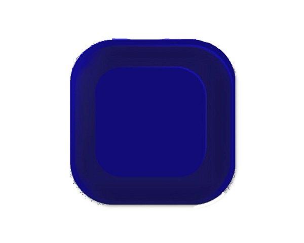 Prato de Papel - Live Colors - Azul Royal - 08 unidades