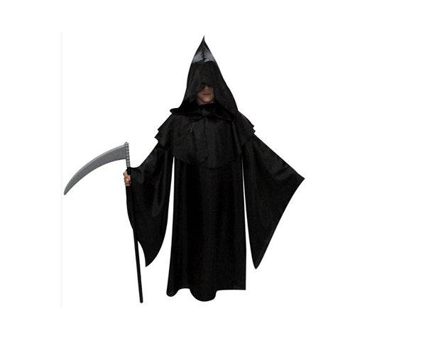 Capa Pânico - Infantil - Halloween - Tamanho 12
