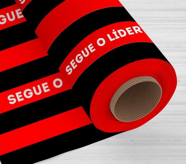 Tnt Estampado - Segue o Líder - 5 metros