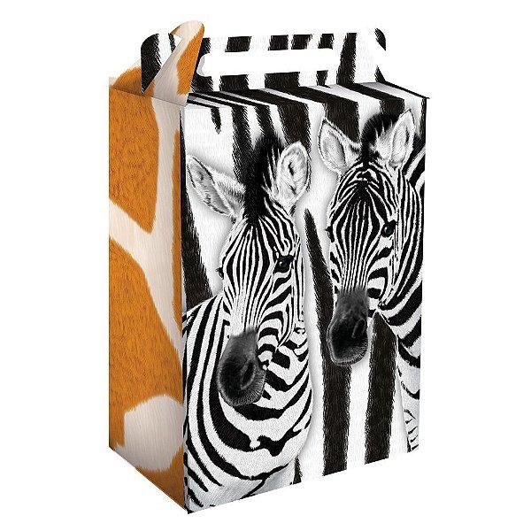 Caixa Surpresa - Mundo Animal 16 unidades