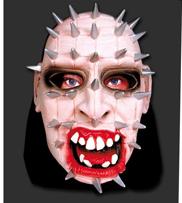 Máscara Latéx  - Espinhudo com Capuz