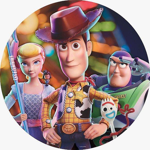 Painel Sublimado em Tecido - Toy Story - 1,55m