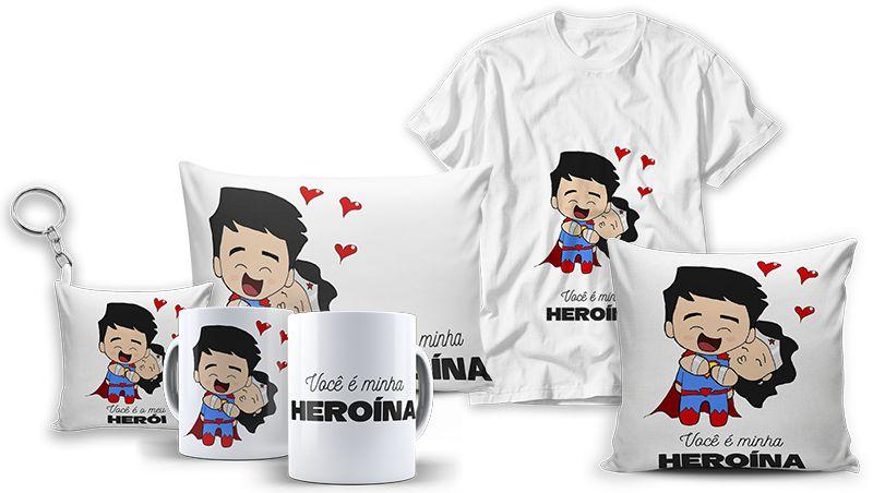 Kit Dia dos Namorados - Heroína