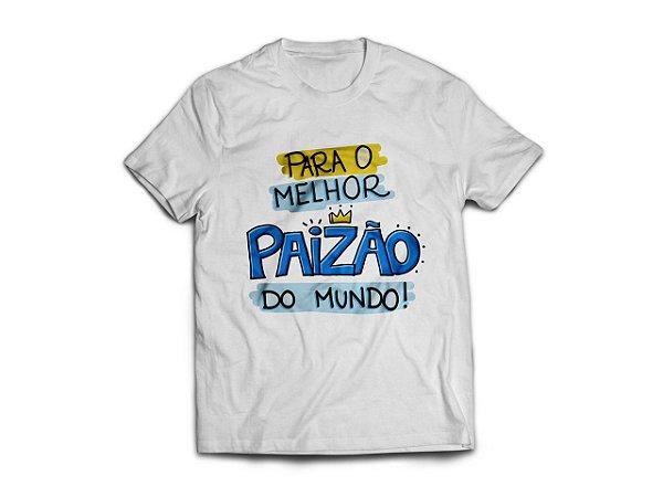 Camisa Para o Melhor Pai do Mundo
