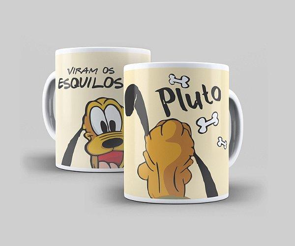Caneca Cerâmica Coleção Disney  - Pluto