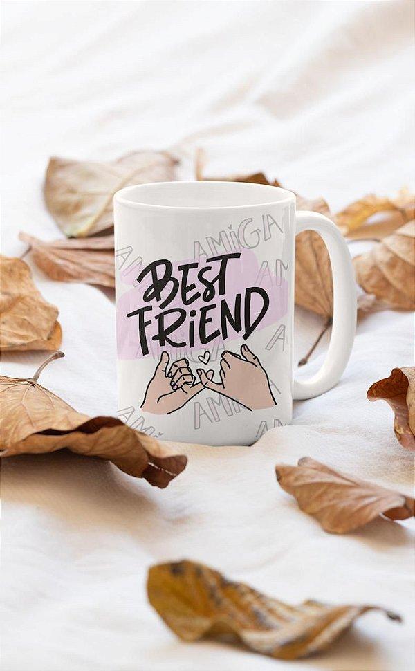 Caneca Cerâmica - Best Friend