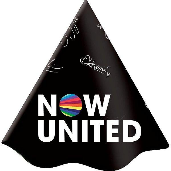 Chapéu de Festa - Now United - 08 Unidades
