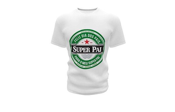 Camisa - Dia dos Pais - Super Pai