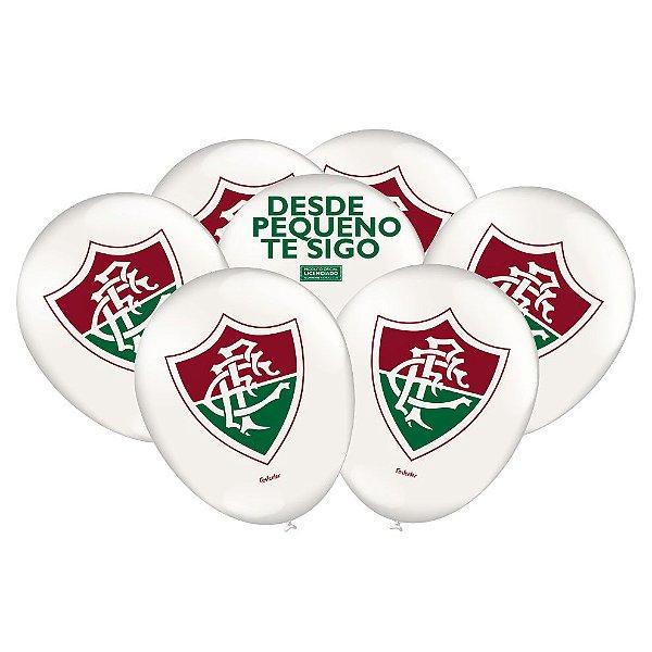 Balão Festa Fluminense - 25 unidades