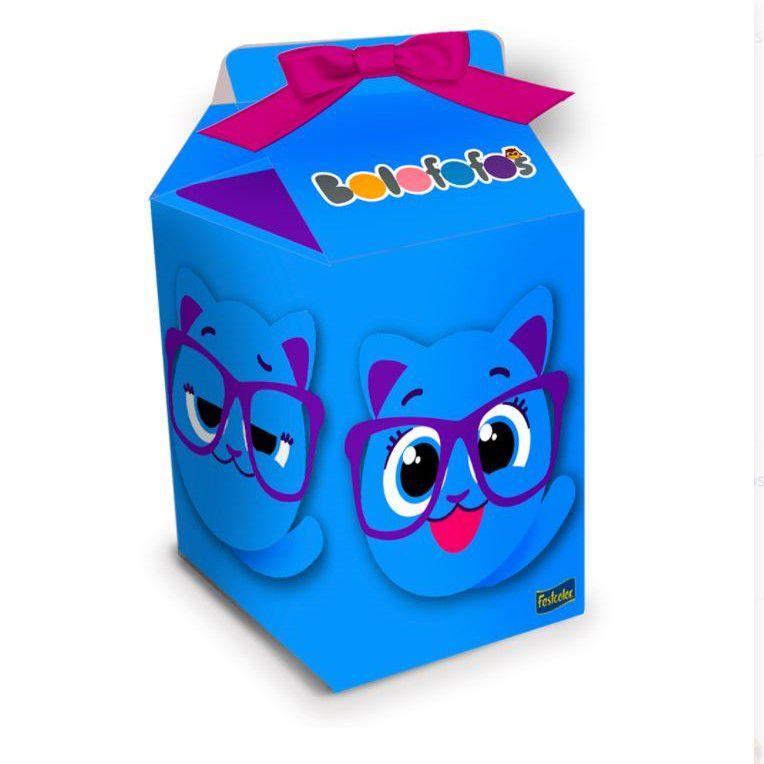 Caixa Milk - Bolofofos - 8 unidades