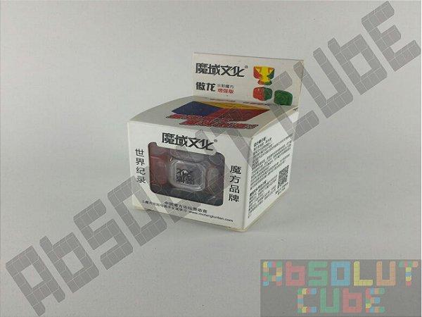 3x3 MoYu Aolong V2 - Colorações Especiais