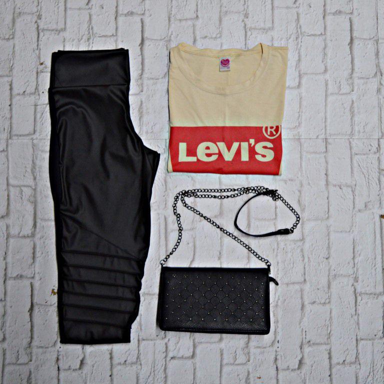T-shirt Camiseta Estampada Levi's