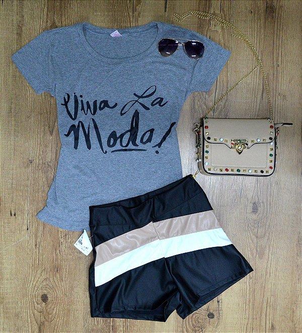T-Shirt Camiseta Viva La Moda!