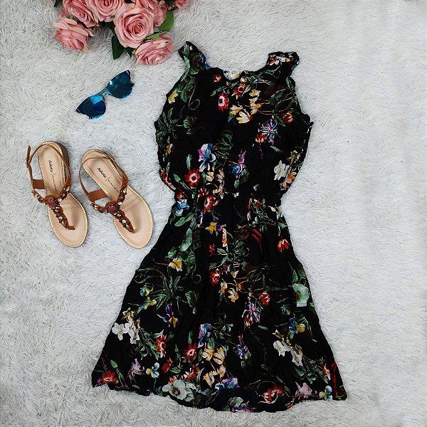 Vestido Regatinha Estampado