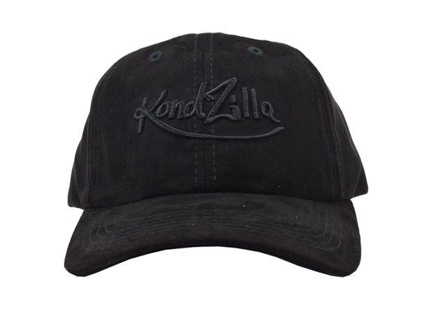 LANÇAMENTO   CapZilla Dad's Hat Black