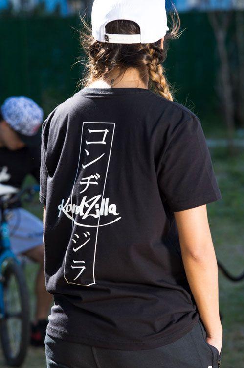 Camiseta Japonês KondZilla
