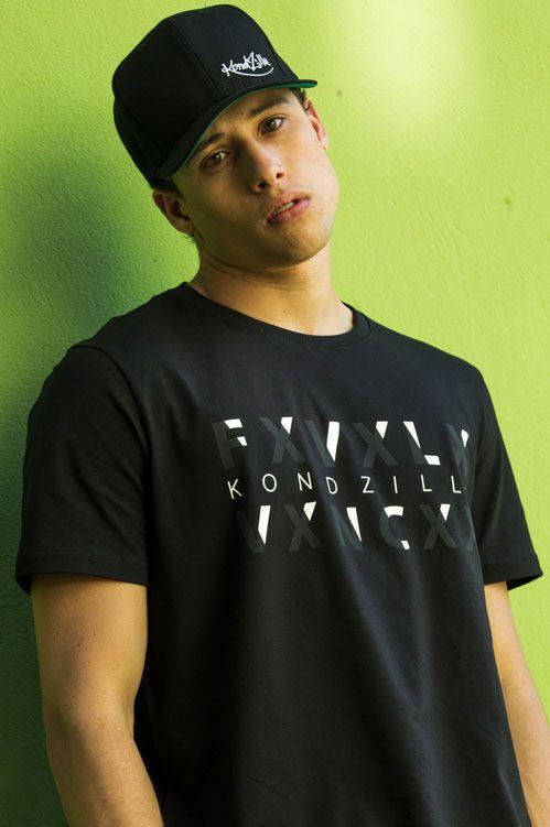 Camiseta Luz & Sombra