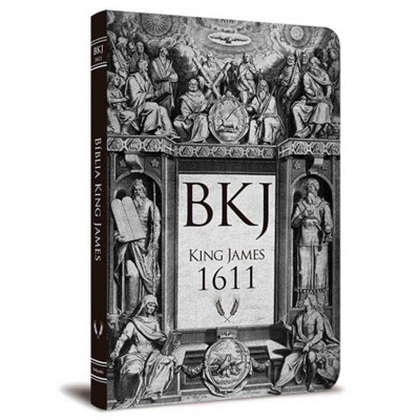 BKJ 1611 Ultra Fina - Lettering Bible (Retrô)