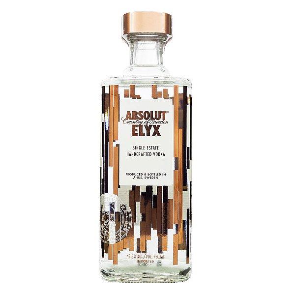 Vodka Absolut Elyx 750ml