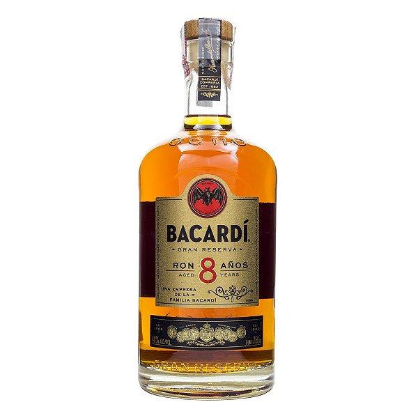 Rum Bacardi Gran Reserva Ocho - 8 Anos 750ml