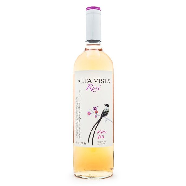 Vinho Alta Vista Rosé Malbec 750ml