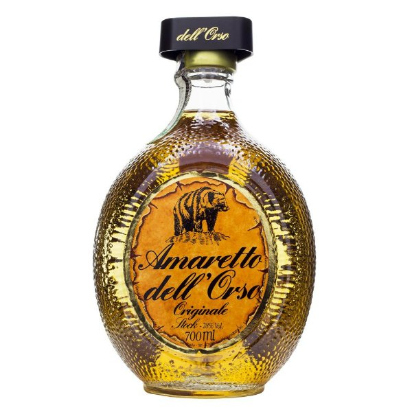 Licor Amaretto Dell Orso Originale 700ml