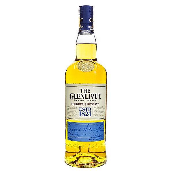 The Glenlivet Founder's Reserve Single Malt Scotch Whisky 750ml