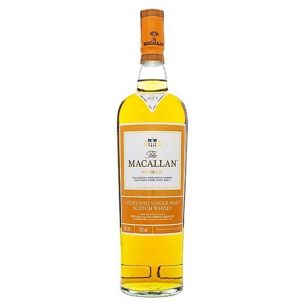 The Macallan Amber Single Malt Scotch Whisky 700ml