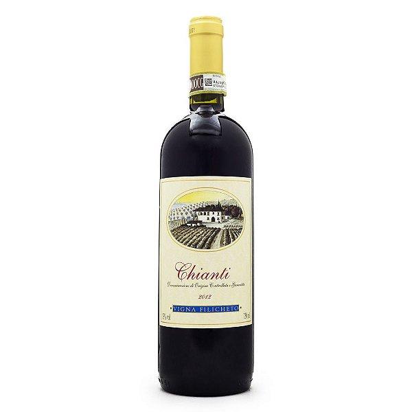 Vinho Vigna Filicheto Chianti DOCG 750ml