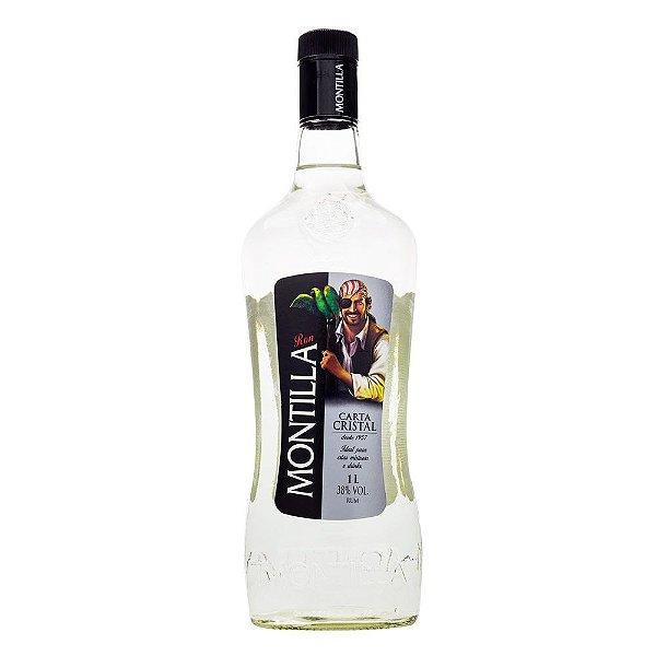 Rum Montilla Carta Cristal 1000ml