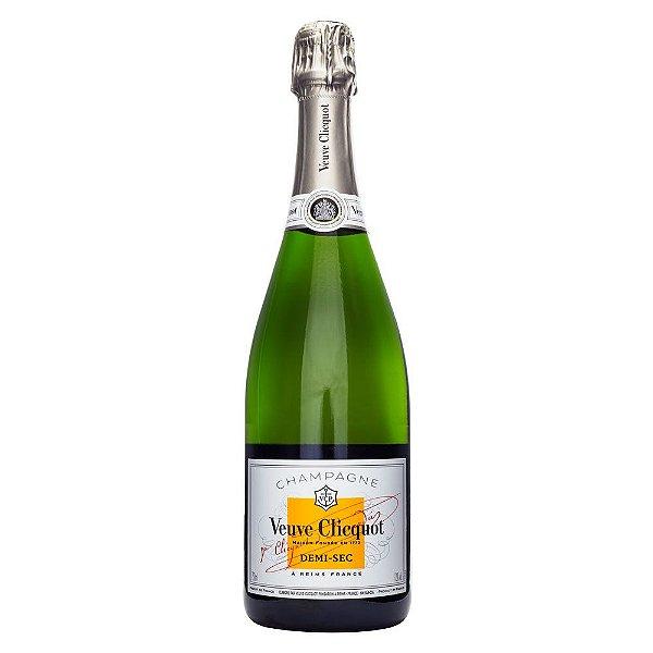 Champagne Veuve Clicquot Demi-Sec 750ml
