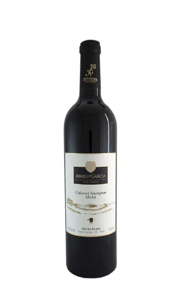 Vinho Abreu Garcia Cabernet Sauvignon e Merlot 750ml